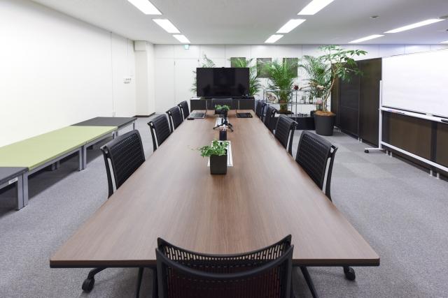 貸し会議室には大きなメリットが…!積極的に活用しよう!