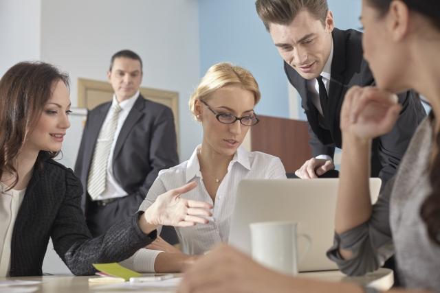 オープンオフィスは社員に好影響?!オススメは目的に応じた導入!