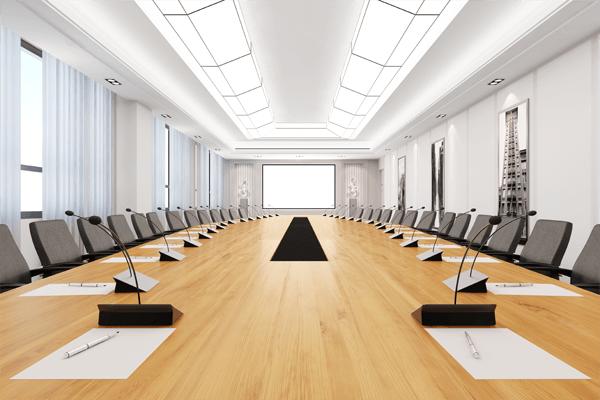 理想はどれくらい?会議室のテーブルサイズについて