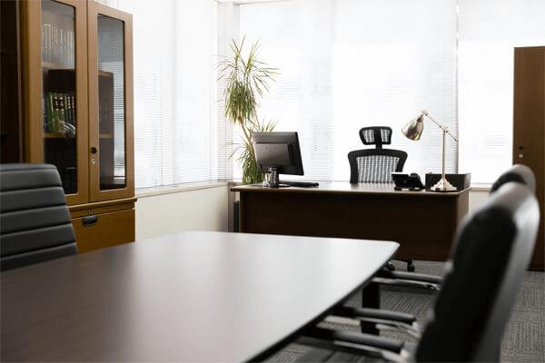 社長室は空間が大切!良いレイアウトのポイントとは?